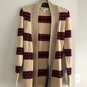 Francesca's Open Cardigan